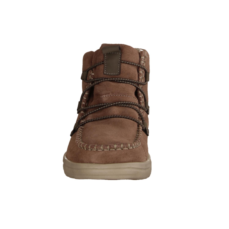 Anna 018 Violet - ungefütterte Stiefelette