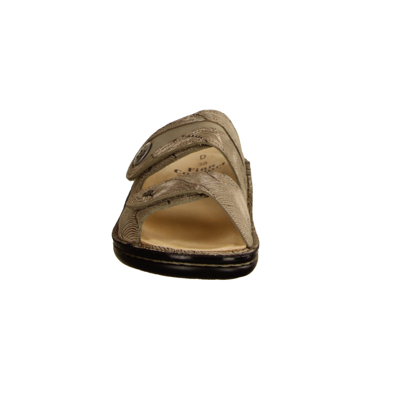 Mira-Soft Sand/Rock (beige) - Pantolette mit loser Einlage