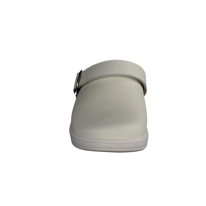 160 Weiß - Clogs