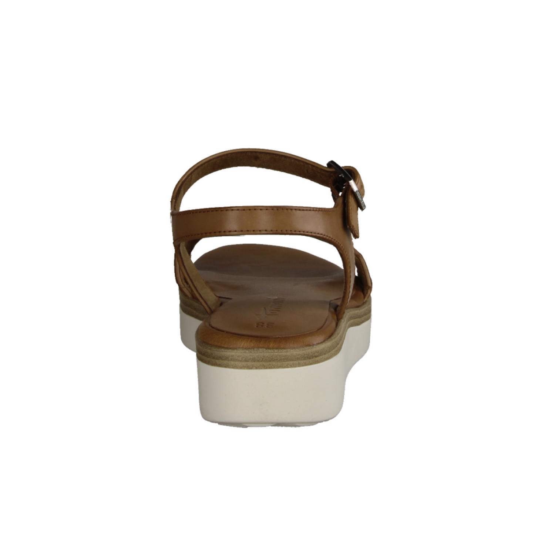 23725-24 Cognac (braun) - elegante Sandale