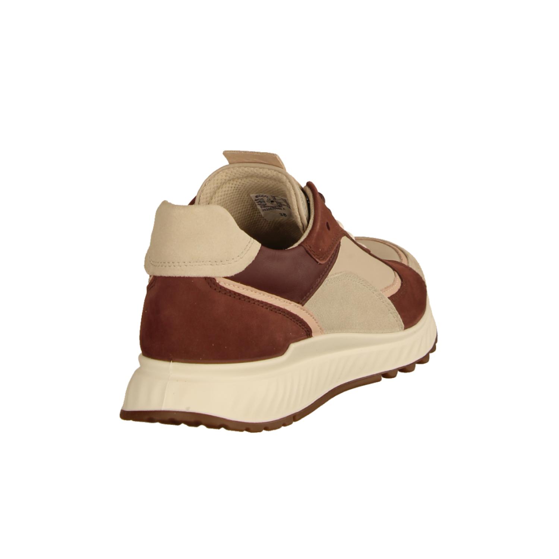 St. 1 W 8363535218 Multicolvor/Gravel (beige) - sportlicher Schnürschuh
