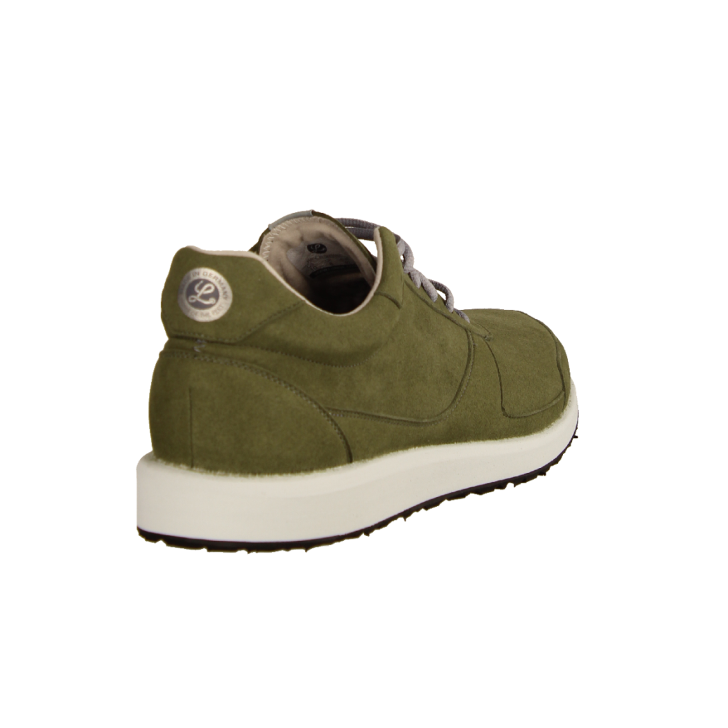 Integer Walk Cushion Olive/Green/Grey (grün) - Sneaker (grün)