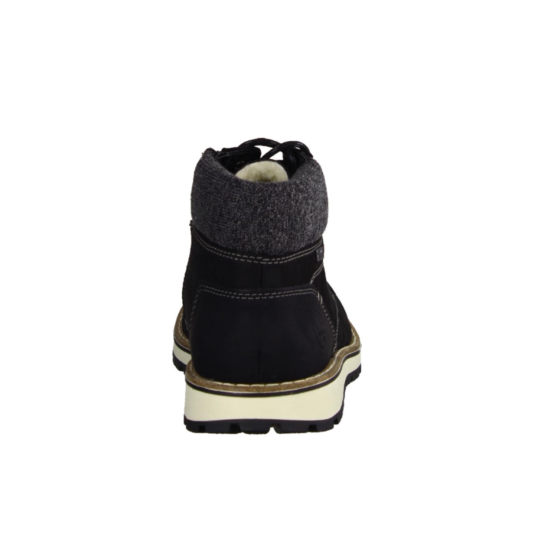 81138840 Black (schwarz) - gefütterter Stiefel