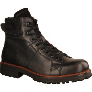 10900-6335 Black (schwarz) - ungefütterter Stiefel
