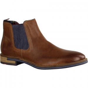 81121121 Cognac (braun) - ungefütterter Stiefel