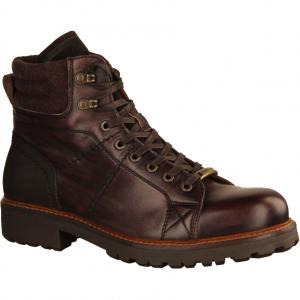 10900-6178 TDM (Braun) - ungefütterter Stiefel