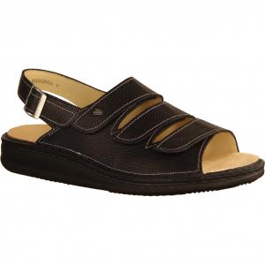 Sylt Schwarz - Sandale