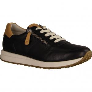 Puma Vikky Platform Ribbon 366419-001 Black (schwarz) - sportlicher Schnürschuh