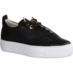4764-095 Black/Iron (schwarz) - sportlicher Schnürschuh
