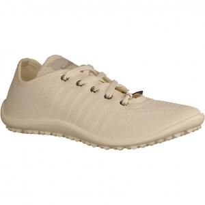 Go: white Weiss (weiß) - sportlicher Schnürschuh