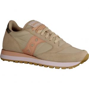 Jazz Original S1044-628 Tan/Pink (beige) - sportlicher Schnürschuh