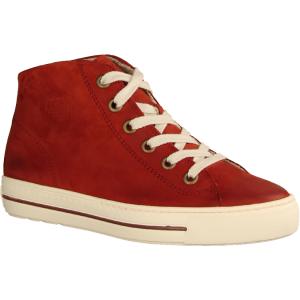 4735-227 Pumpkin (Kürbis) (rot) - sportlicher Schnürschuh