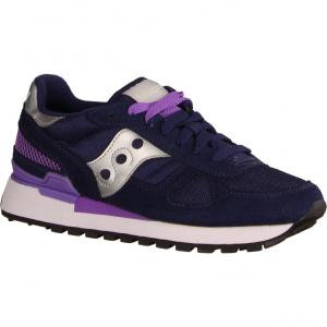 Shadow S1108-797 Navy/Purple (blau) - sportlicher Schnürschuh