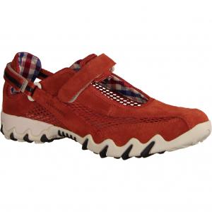 Niro Camelian Red - Slipper (rot)
