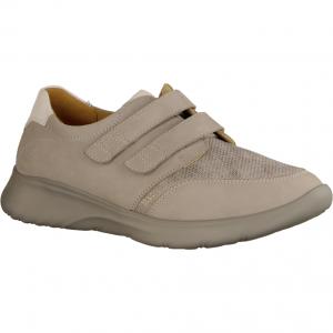 Judith J7095-071, Jeans (grau) - Slipper mit loser Einlage