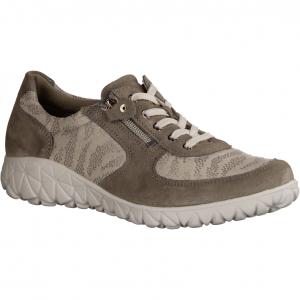 Asiago, Silber/Grau Argento/Perla - Schnürschuh mit loser Einlage