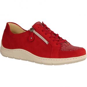 Hassi 399015-069 Firmino (Rot) - Schnürschuh mit loser Einlage