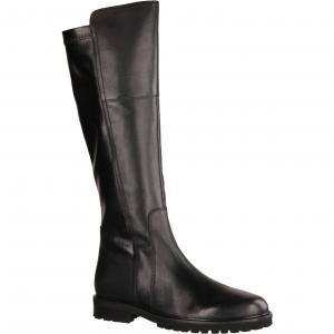 75865-57 Schwarz - langschaft Stiefel