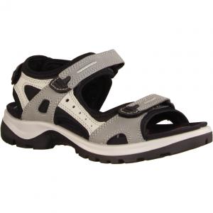 V9463-42 Beige Kombi (grau) - sportliche Sandale