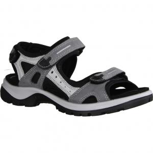 Corfu Silver (grau) - sportliche Sandale