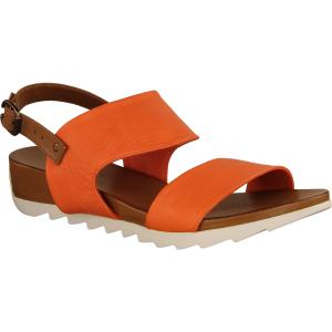 2651 Orange (rot) - sportliche Sandale