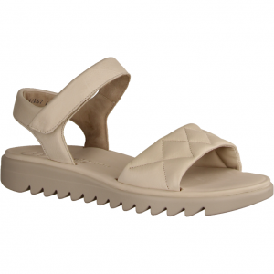 7085-012 Rosewood (beige) - elegante Sandale
