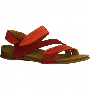 Laura Vita Belinda 88 Orange (rot) - elegante Sandale