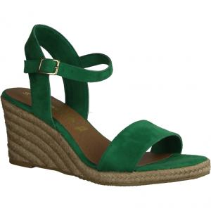 Clarks Un Karely Sun Sage (grün) - elegante Sandale