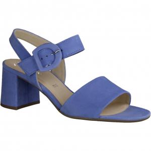 22473-36 Bluette (blau) - elegante Sandale
