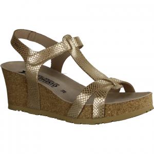 Focugereso Gris - elegante Sandale