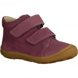040371M-06 Pink - Halbschuh Schnürschuh Baby