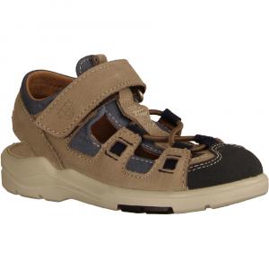 Marlo 3323700651 Kies/Reef (beige) - Sandale für Jungen Baby