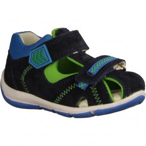 Freddy 00144-88, Water Kombi (blau) - Sandale für Jungen Baby