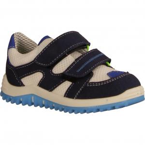 Pepe 2320200811 Ozean/Weiss (blau) - Klettverschluss Schuh