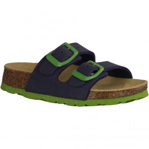 Pantoffel 8001118200 Ocean Kombi (blau)