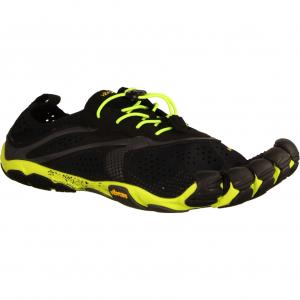 Fivefingers V-Run 16M-3101 Black/Yellow (schwarz) - Sportschuh