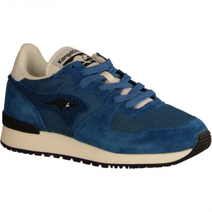 Etnies Jefferson Mid Navy/Brown/White (blau) - Sportschuh