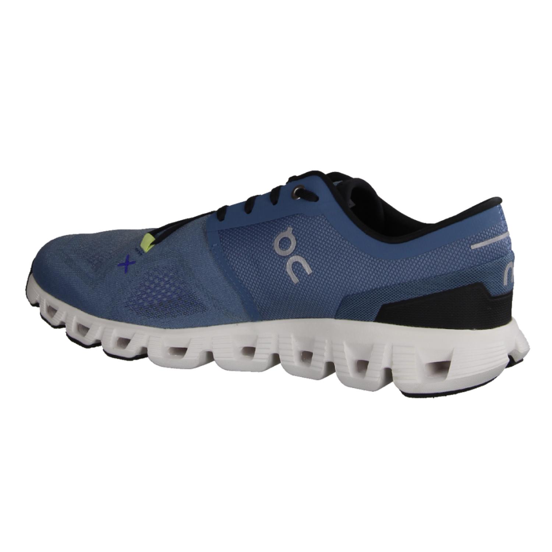 Geox Snake S U2207S 038 BlackOrange (schwarz) Sneaker