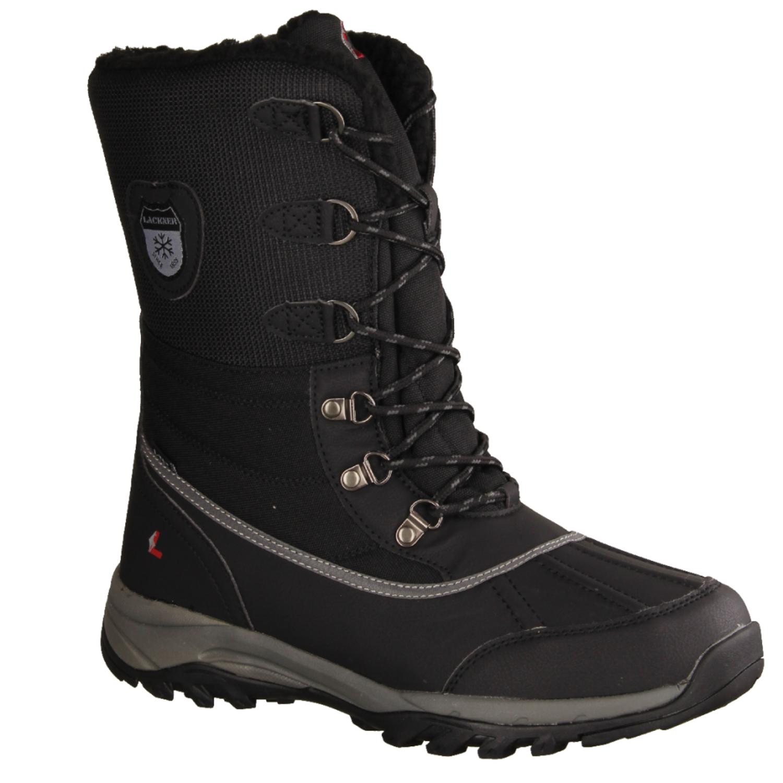 Details zu Herren Boots Rieker 15931 01, Schwarz, Leder, Rieker Tex, NEU Herrenschuhe