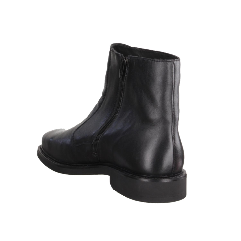 Détails sur Sioux Lanford Messieurs Boots, noir, cuir, warmfutter, Nouveau Chaussures Hommes afficher le titre d'origine