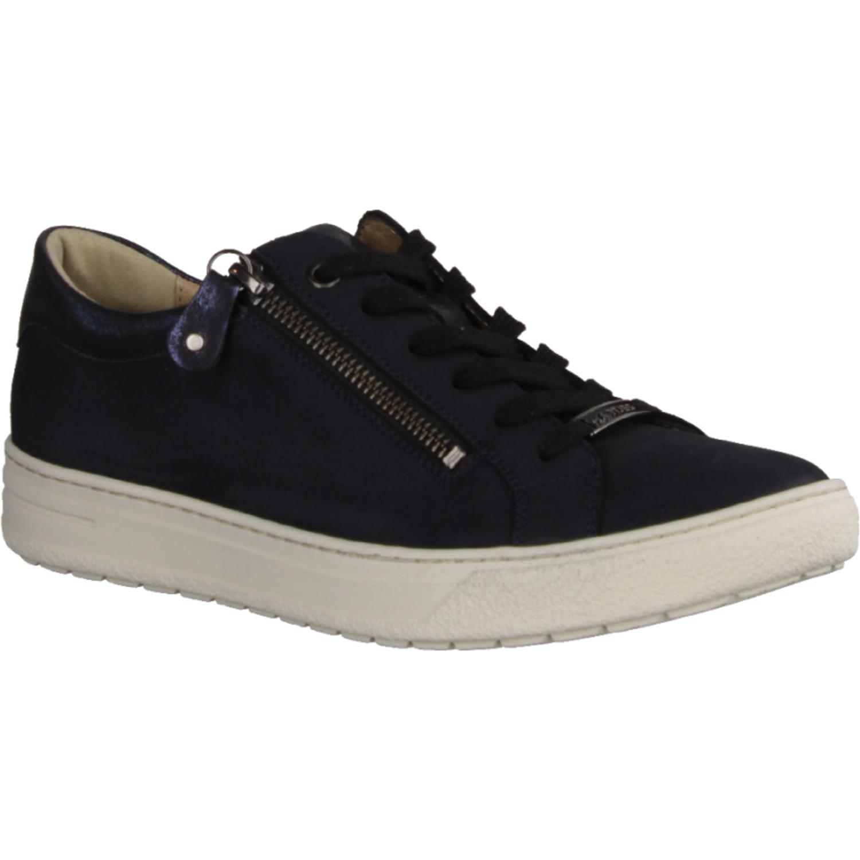 Damen Gabor Sneaker Gabor Damen Comfort 76375-59 Argento/Schwarz Materialmix NEU- k e8734e