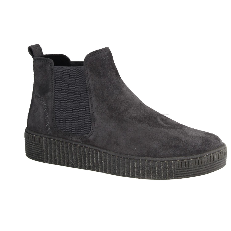 Paul Green 9659 015 Stiefelette, Boots, Damen, Weiss, Leder