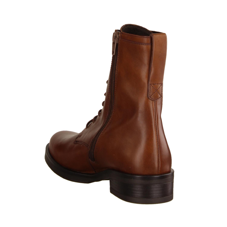 Rieker L6540-45 Schuhe Damen Stiefeletten Schnürboots Warmfutter