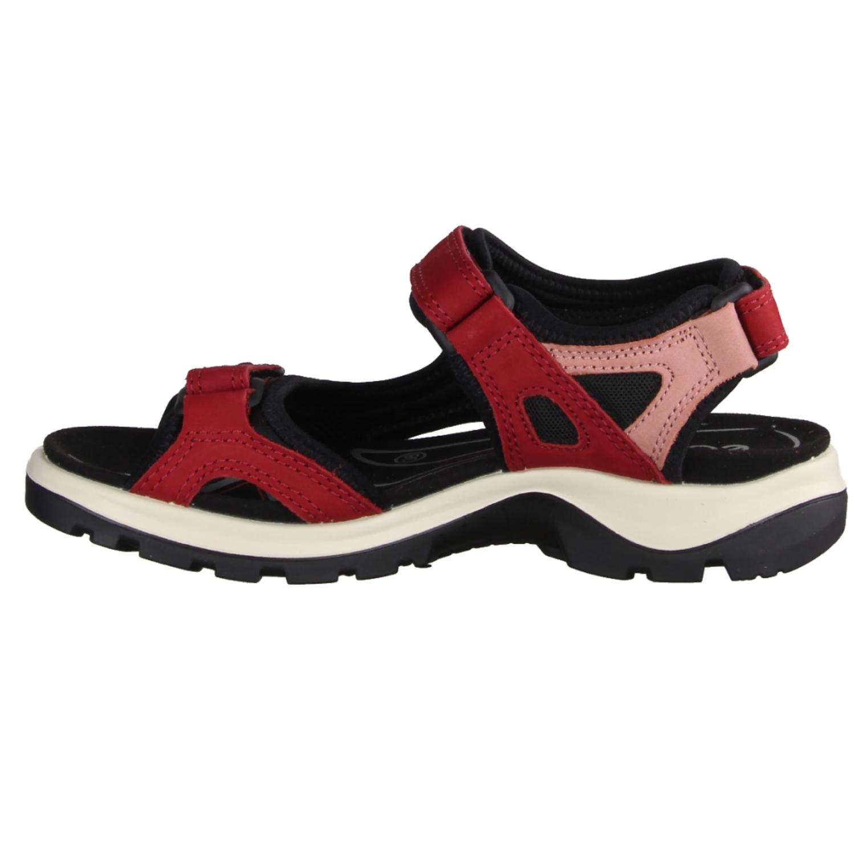 Laura Vita Facdiao 03 Sandalen In Rot Damen Schuhe