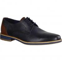 Daniel Hechter 67201-4100 Dark Blue (blau) - eleganter Schnürschuh