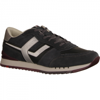 Skechers Synergy 51189-CCRD Instant Reaction Charcoal/Red (grau) - Sneaker