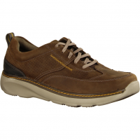 Clarks Charton Mix Dark Brown (braun) - Sneaker