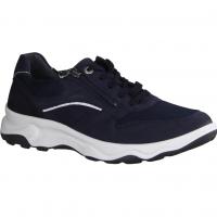 Clarks Charton Mix Navy,Blau - Sneaker