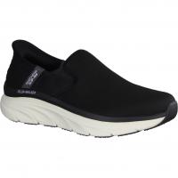 Un Aldric Walk Black (schwarz) - sportlicher Slipper