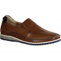 Lloyd Hobson Boots,Braun Malt/Brandy - sportlicher Slipper
